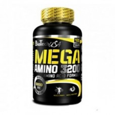 Mega Amino 3200 -100tbs BIO TECH