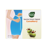 Garcinia Extract Capsule ComeMerry της Khaolaor Laboratories Co με ISO 9001