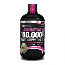 L-Carnitine Liquid 100.000 500ml BIOTECH