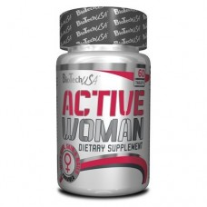 Active Woman 60 tabs BIOTECH