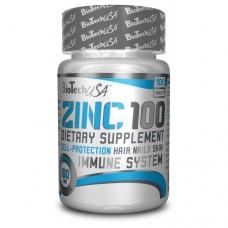 Zinc 100 tabs BIOTECH