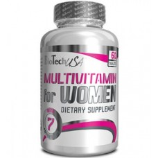 Multivitamin For Women BIO TECH