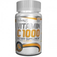 Vitamin C1000 &  Rosehips BIO TECH