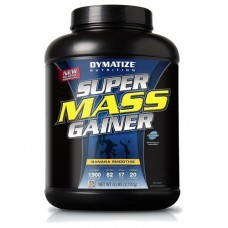 Super Mass Gainer 6 lbs (2721g) DYMATIZE NUTRITION