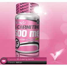 Pink Fit L Carnitine 500mg BIO TECH