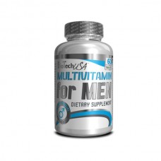 Multivitamin For Men BIO TECH